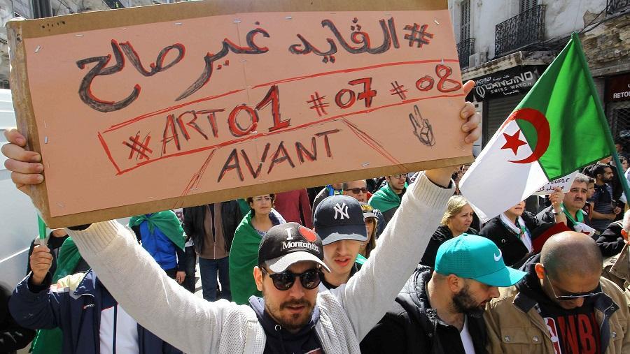 Algérie printanisation
