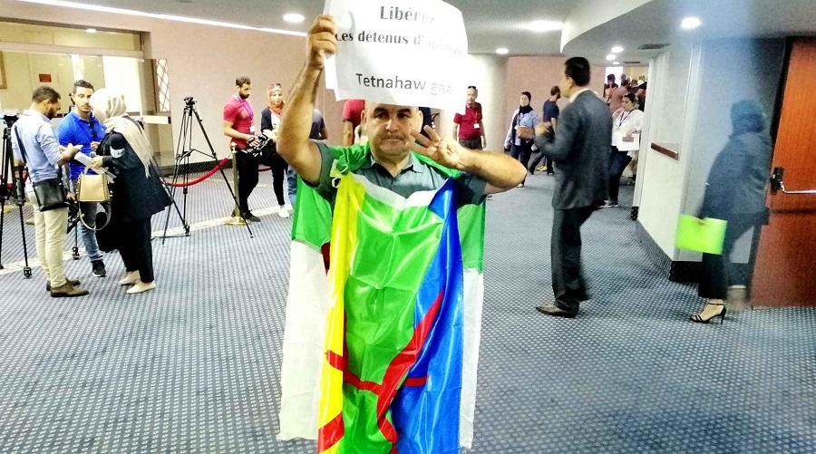 Bennadji amazigh député