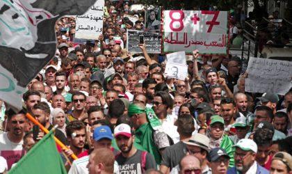 Les étudiants rejettent les élections et exigent le départ de Gaïd-Salah