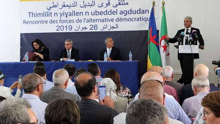 Forces Alternative démocratique