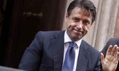 Italie : Giuseppe Conte président du Conseil avec l'Europe sans Metteo Salvini