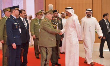 Les Emirats, Gaïd-Salah et la Kabylie