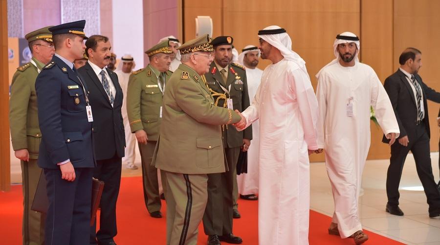 Gaïd-Salah Emirats