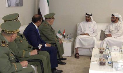 Les révélations du Point sur l'influence exercée par les Emirats sur Gaïd-Salah