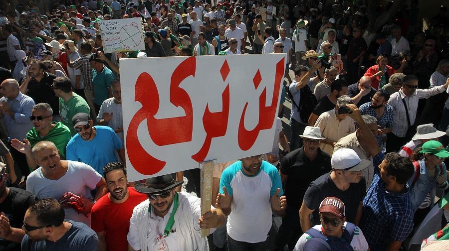 Gaïd-Salah arrestations
