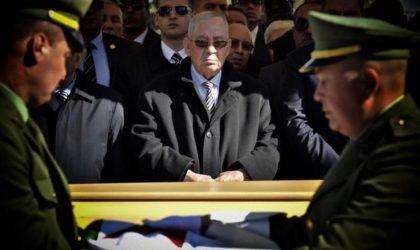 Dérive dictatoriale : les premières mises en garde de l'étranger à Gaïd-Salah