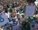 29e vendredi : le peuple réclame l'indépendance et la chute de Gaïd-Salah