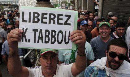 L'arrestation de Karim Tabbou est une entrée en vigueur de l'état d'urgence