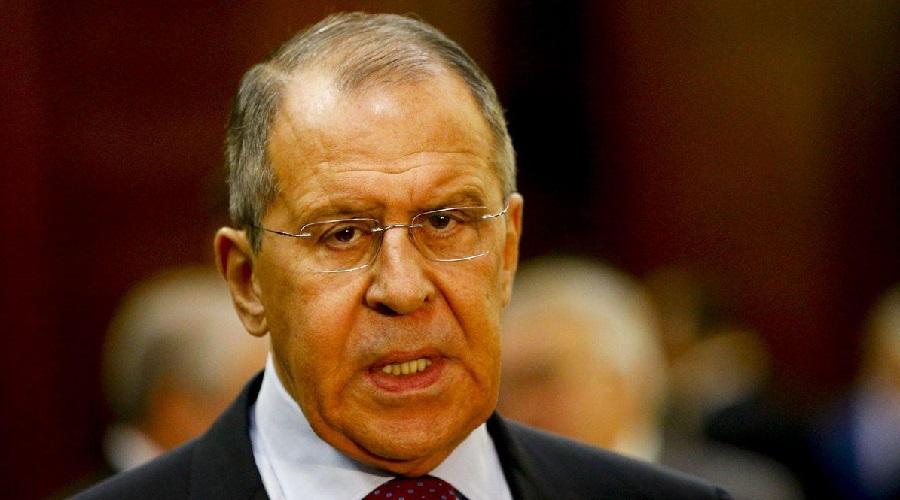 Lavrov Russie Gaïd-Salah
