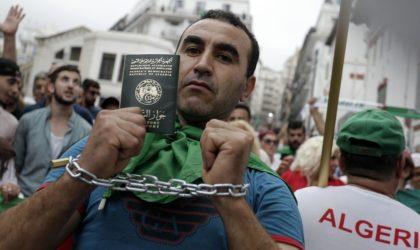 Pourquoi le mot «démocratie» ne figure pas dans le lexique de Gaïd-Salah