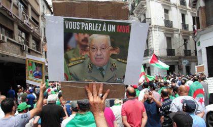 Les décideurs militaristes tendent vers la fascisation des discours