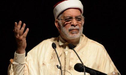 Abdelfattah Mourou : «Le modèle tunisien n'est pas exportable en Algérie»