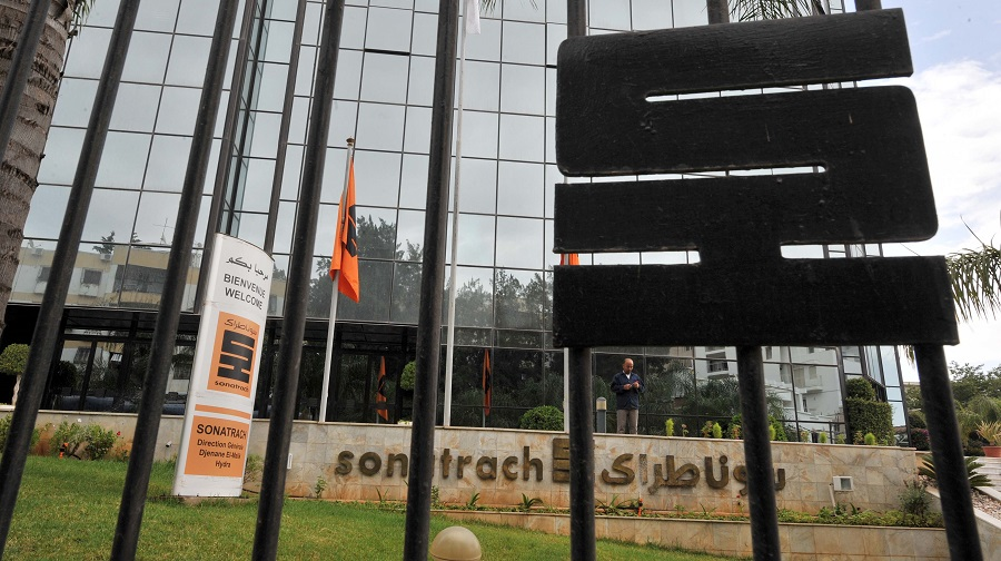 Sonatrach Wintershall