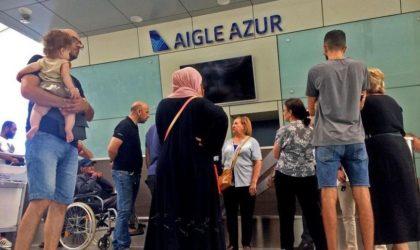 Vols annulés d'Aigle Azur : les passagers pris en charge par d'autres compagnies à l'aéroport d'Alger