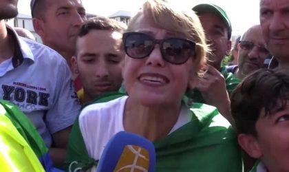 Maître Nabila Smaïl à Gaïd-Salah : «Ne parlez pas au nom de l'armée !»