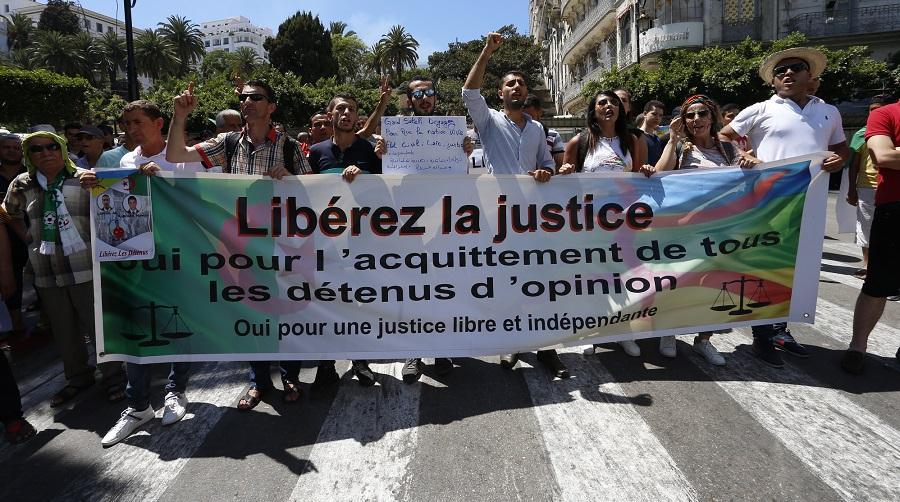 justice Algérie