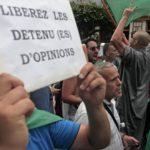 manifestants prison