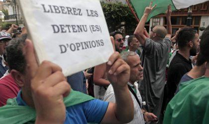 Plusieurs condamnations à la prison avec sursis de militants du Hirak