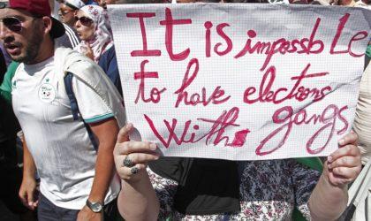Une élection dans l'état actuel serait un coup de force en faveur de la réaction
