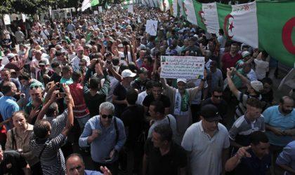 Contribution de Houria Aït Kaci – Le peuple ne veut pas s'arrêter à mi-chemin
