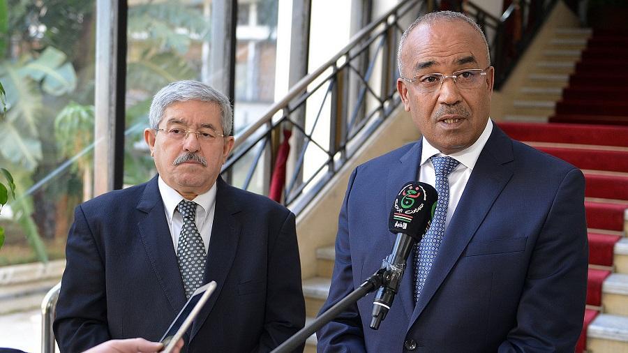 politique gouvernement Bedoui