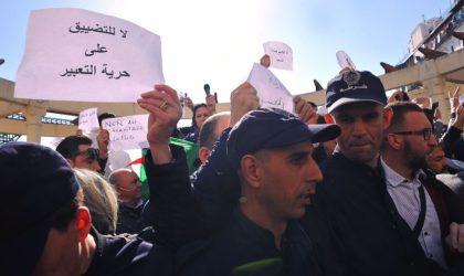 Nouvelle dérive dictatoriale du pouvoir : les médias interdits d'évoquer le Hirak