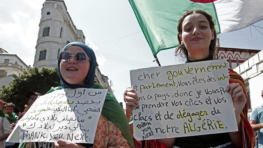 étudiants marche