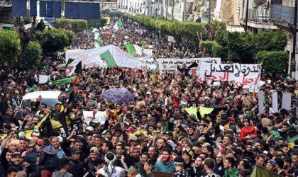 33e marche pour le changement : vague d'interpellations sans précédent à Alger-Centre