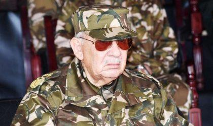 Les raisons de l'absence de Gaïd-Salah selon le site Maghreb Intelligence