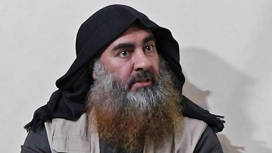 Al-Baghdadi Daech