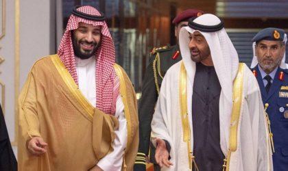 Les deux princes se liguent contre l'éveil populaire en Algérie et au Liban