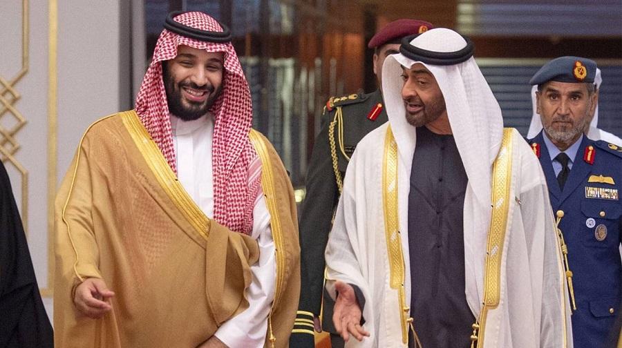 Emiratis Saoudiens monarchies du Golfe
