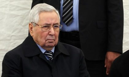 Une démission de Bensalah est-elle envisageable avant le 12 décembre ?