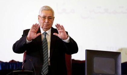 Du président cadre au président fictif : où est passé Abdelkader Bensalah ?
