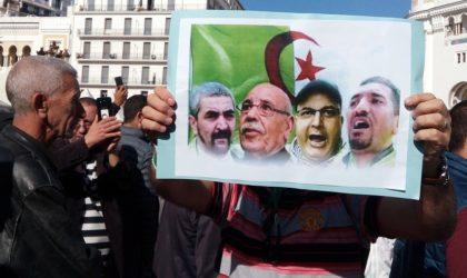 Le Comité pour la libération des détenus aux juges : «Seuls vos intérêts personnels vous animent»
