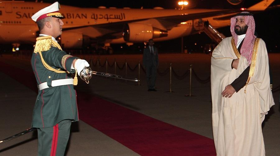 MBS Arabie Saoudite