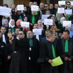 Magistrats juges grève