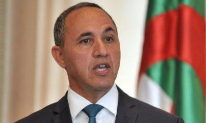 Le candidat Mihoubi efface le Sahara Occidental de la carte géographique