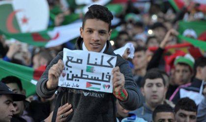 Le Mouvement populaire algérien est-il en train de s'étendre à la Palestine ?