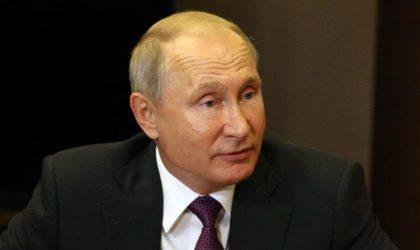 Poutine nouveau maître du monde arabe