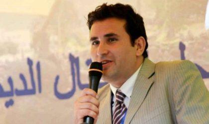 Le député RCD Yassine Aissiouane démissionne de l'APN