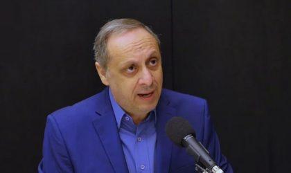 Sofiane Djilali : «Le pouvoir est poussé dans ses derniers retranchements»