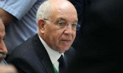Rahabi au journal Le Monde : «Le statu quo n'est plus possible en Algérie»