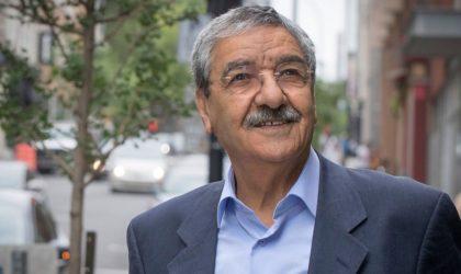 Saïd Sadi : «Le chef d'Etat virtuel Bensalah a reçu trois gifles en Russie»