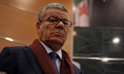 Un comité algérien qualifie Amar Saïdani de «traître» et d'«agent du Makhzen»