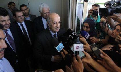 Quand les médias de Bouteflika hier malmenaient le candidat de Gaïd-Salah