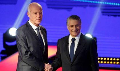 Les Algériens subjugués et frustrés par l'élection présidentielle tunisienne