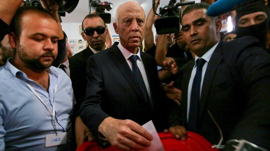 élection président tunisien
