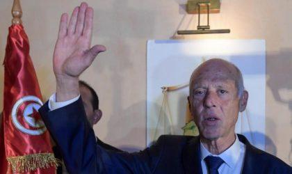 Sans Président et sans ambassadeur : l'Algérie absente à l'investiture de Saïed