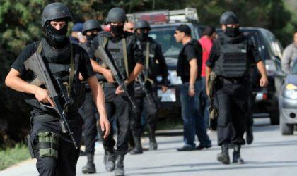 La police tunisienne neutralise «le terroriste algérien le plus sanguinaire»